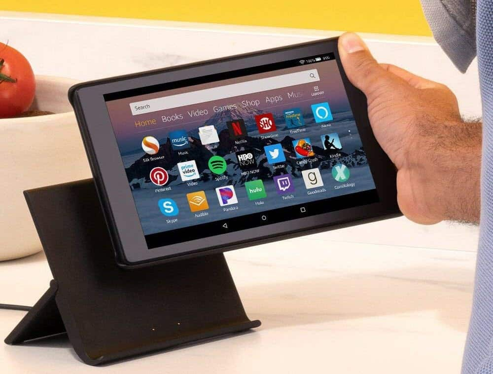 Base de carga Fire HD Tablet Show Mode
