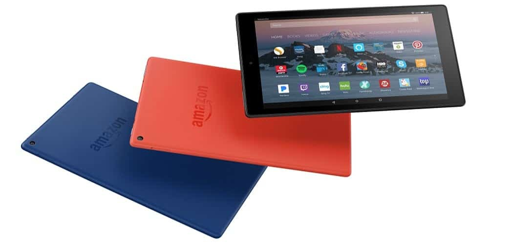 Fire HD 10 colores