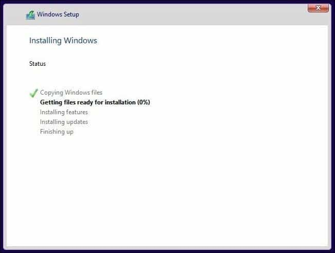 Configuración de Windows 8